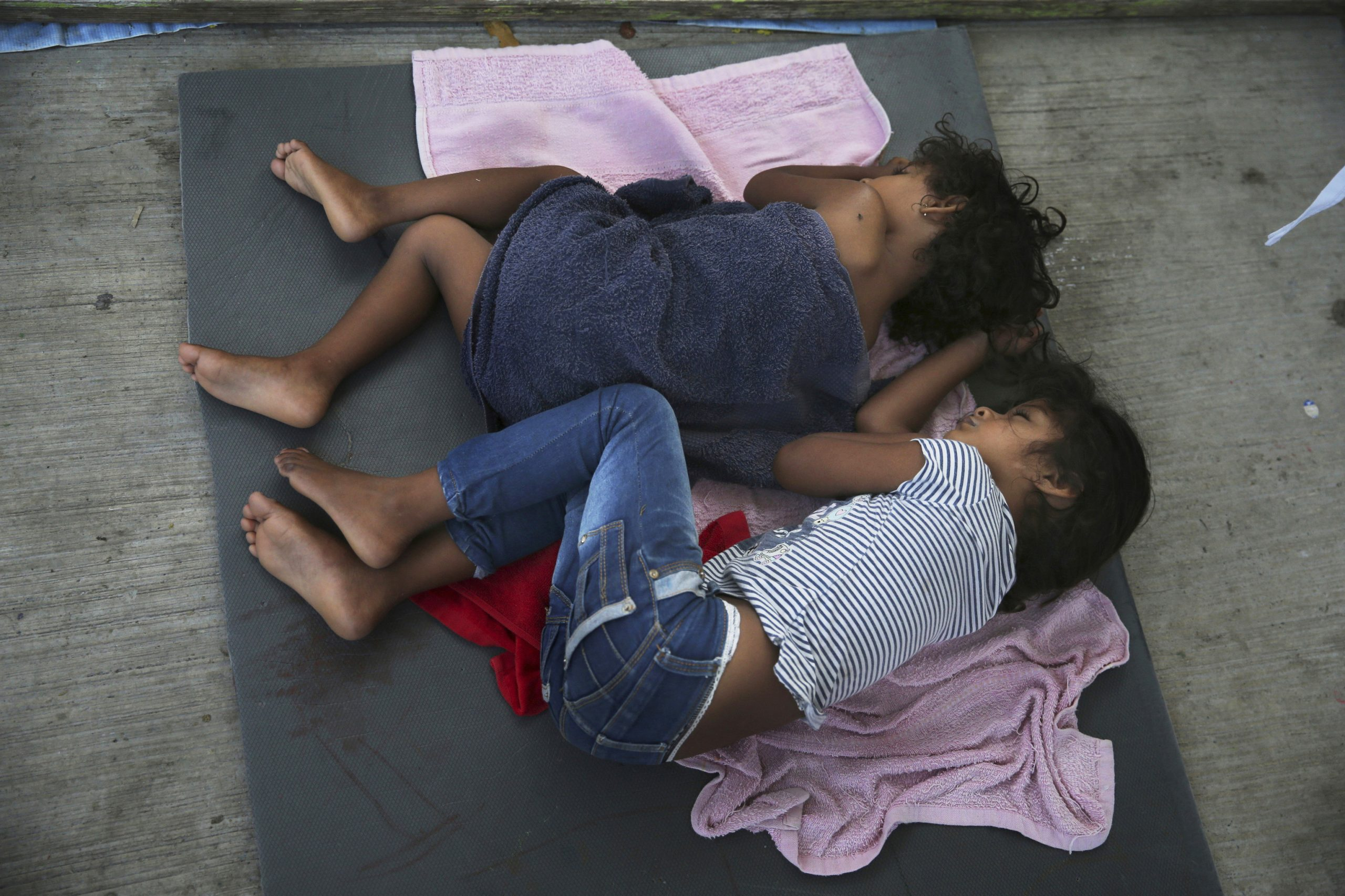 , The Trump Administration Has Effectively Orphaned 545 Migrant Kids, Saubio Making Wealth