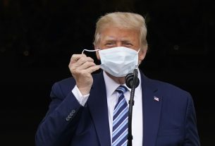 , Trump Is Returning to the Campaign Trail With Lies About COVID Immunity, Saubio Making Wealth