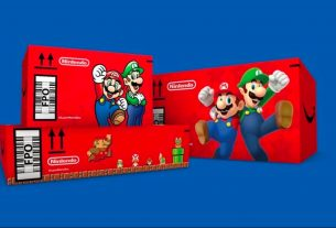 , Amazon Is Randomly Shipping Boxes in Mario-Themed Boxes, Saubio Making Wealth