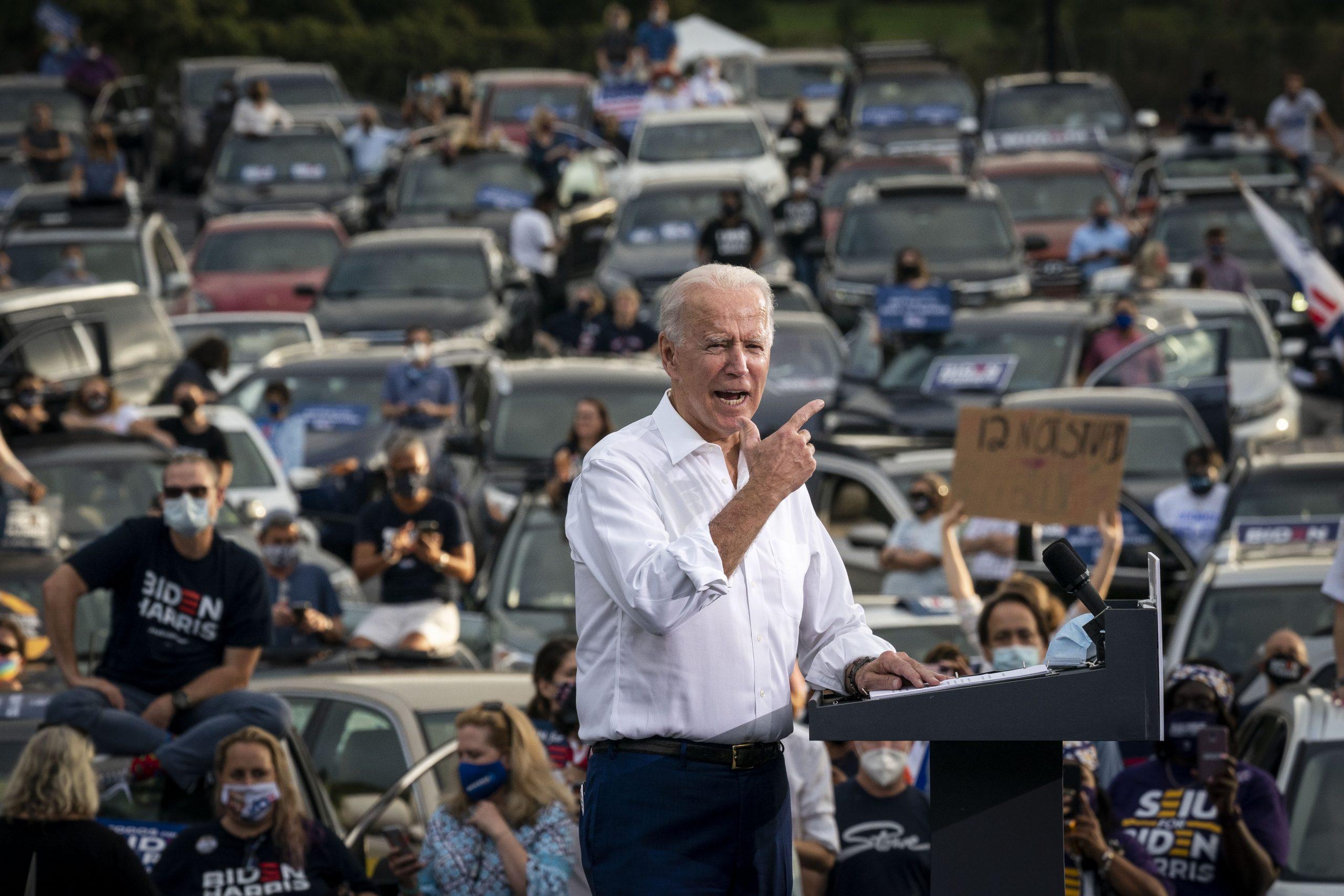 , Biden Pulls Ahead of Trump in Georgia, Saubio Making Wealth