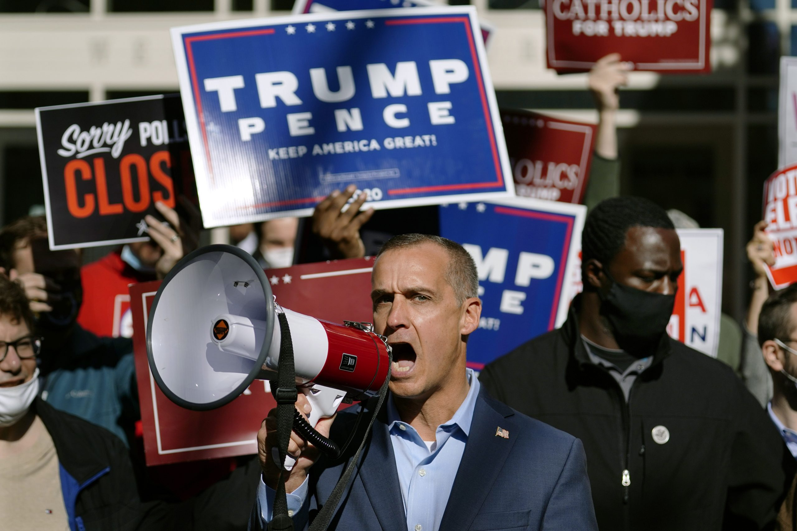 , Confused Trump Supporters Can't Decide Whether to 'Stop the Count' or 'Count Every Vote', Saubio Making Wealth