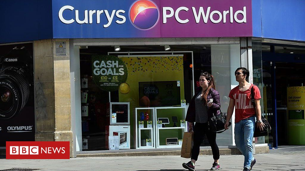 , Currys PC World apologises after gift cards wiped, Saubio Making Wealth