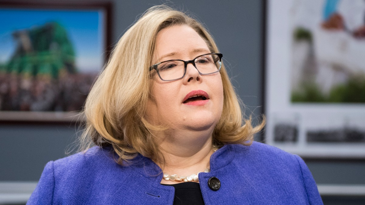 , GSA Administrator Emily Murphy Alive, Mad We Emailed Her, Saubio Making Wealth