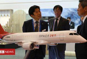 , Japan's first passenger jet in decades put on hold, Saubio Making Wealth