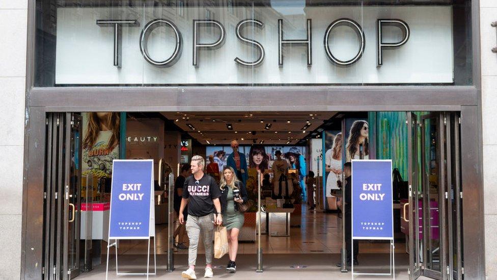 , Topshop owner Arcadia on brink of collapse, Saubio Making Wealth