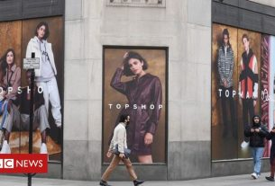 , Topshop owner's collapse is 'inevitable', Saubio Making Wealth