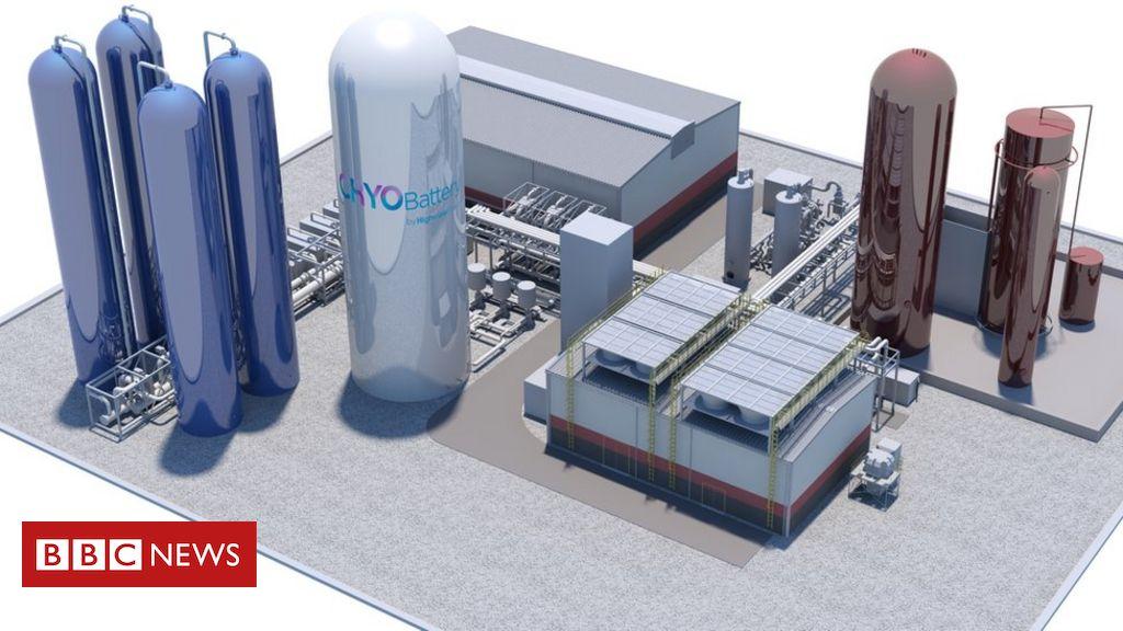 , UK energy plant to use liquid air, Saubio Making Wealth