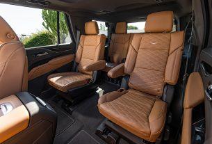 , 2021 Cadillac Escalade: The Emperor's new clothes, Saubio Making Wealth