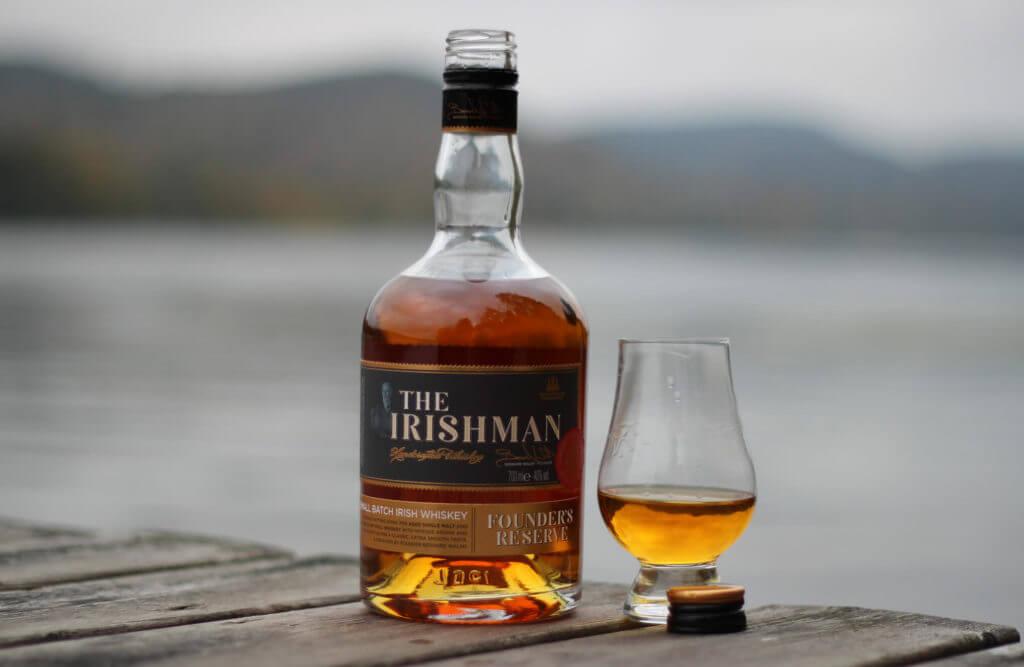 , Best of The Irish Whiskey, Saubio Making Wealth
