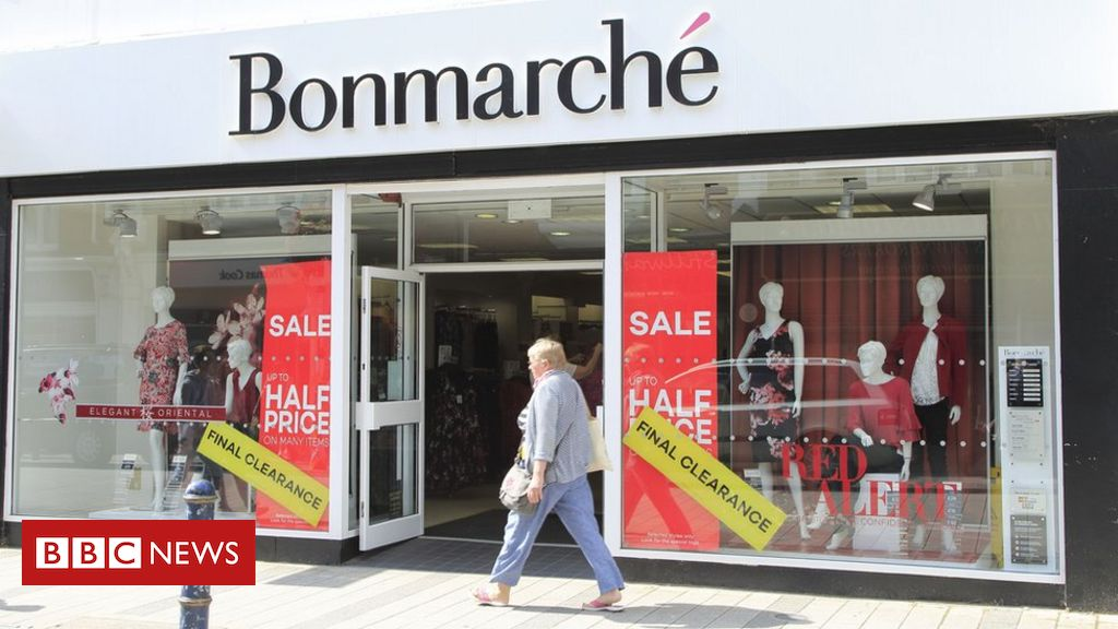 , Bonmarché collapses into administration, Saubio Making Wealth
