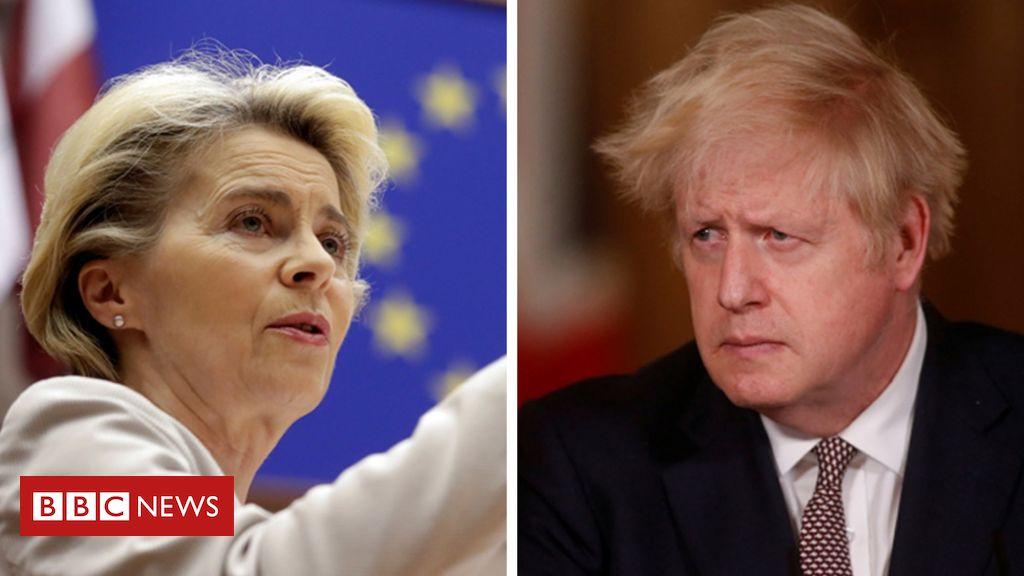 , Brexit stalemate: Boris Johnson and Ursula Von Der Leyen seek to break trade deal deadlock, Saubio Making Wealth