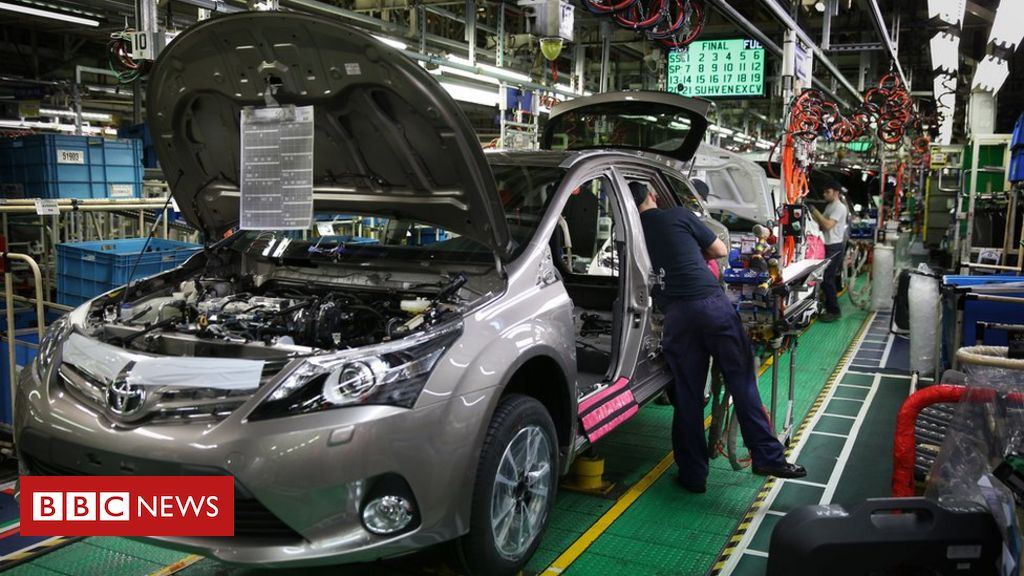 , Brexit: Toyota says no-deal outcome will be 'very negative', Saubio Making Wealth