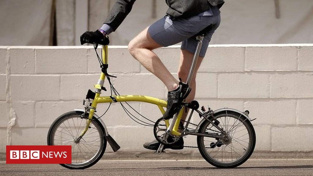 , Brompton bikes: Production delay after UK port problems, Saubio Making Wealth