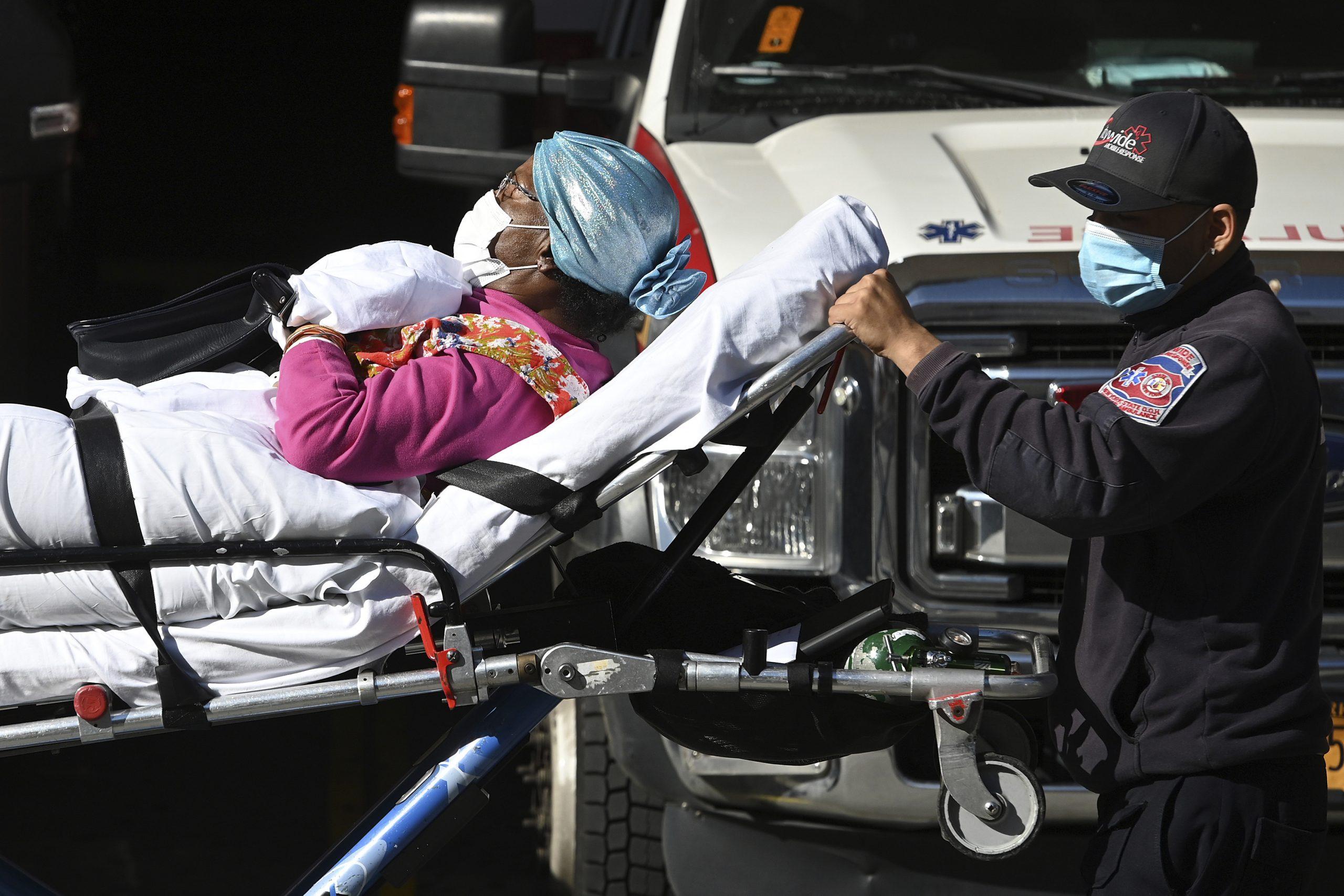 , Christmas Week May Be the Deadliest Week of the Pandemic So Far, Saubio Making Wealth