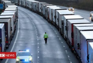 , Covid-19: Almost 3,000 lorries stuck in Kent as UK and France aim to restart freight, Saubio Making Wealth