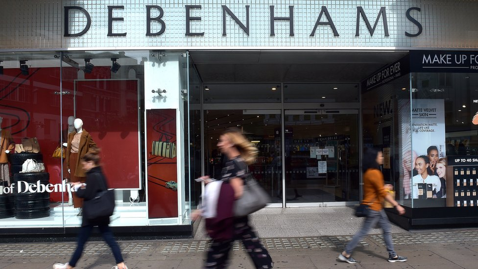 , Debenhams set to close putting 12,000 jobs at risk, Saubio Making Wealth