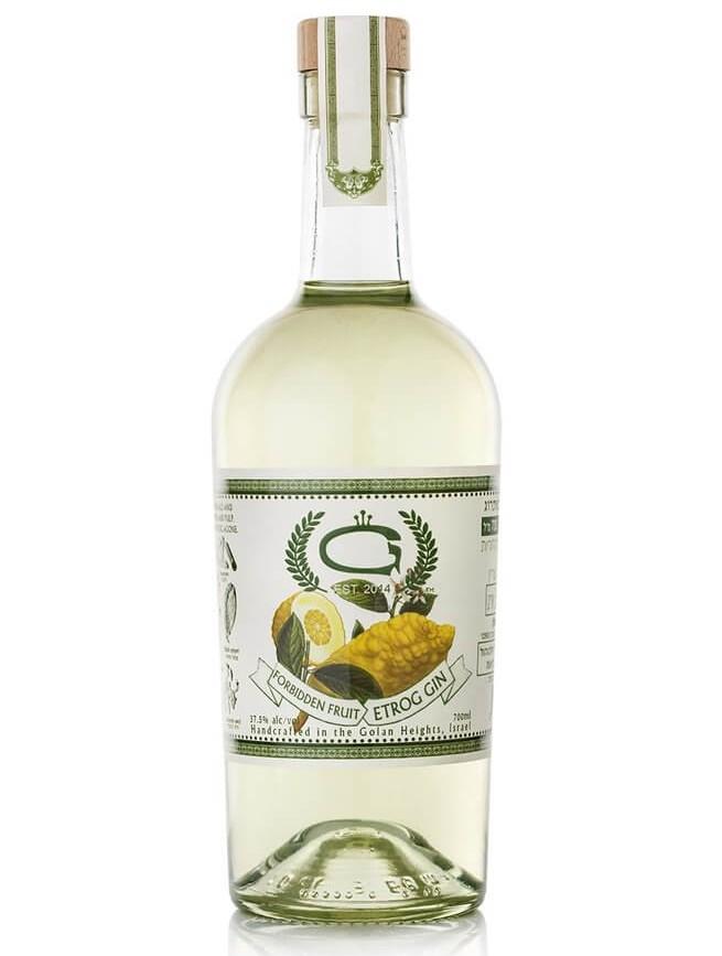 , Distinctive Gin from Israeli, The Land of Milk & Honey, Saubio Making Wealth