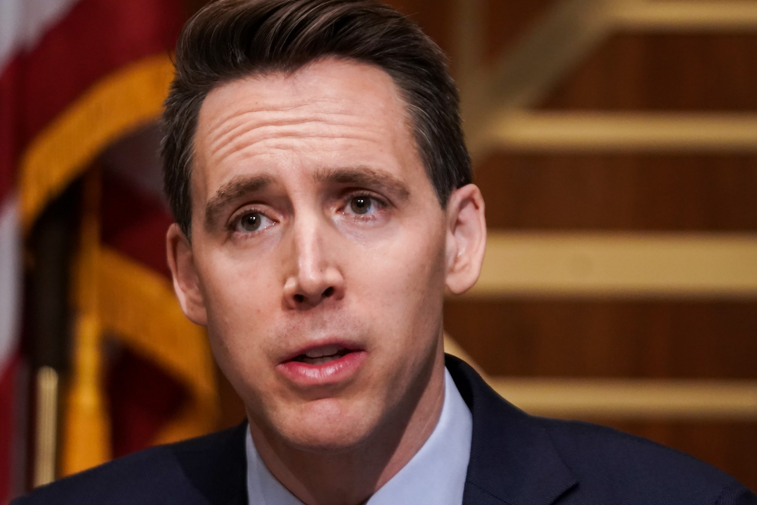 , GOP Senator Josh Hawley Will Challenge the Election for Trump on January 6, Saubio Making Wealth