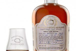 , Israeli Whiskies,Malt Scene in The Promised Land, Saubio Making Wealth