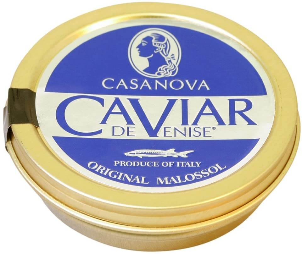 , Italian Caviar Offers Some of the Best Osetra Varieties in the Market, Saubio Making Wealth