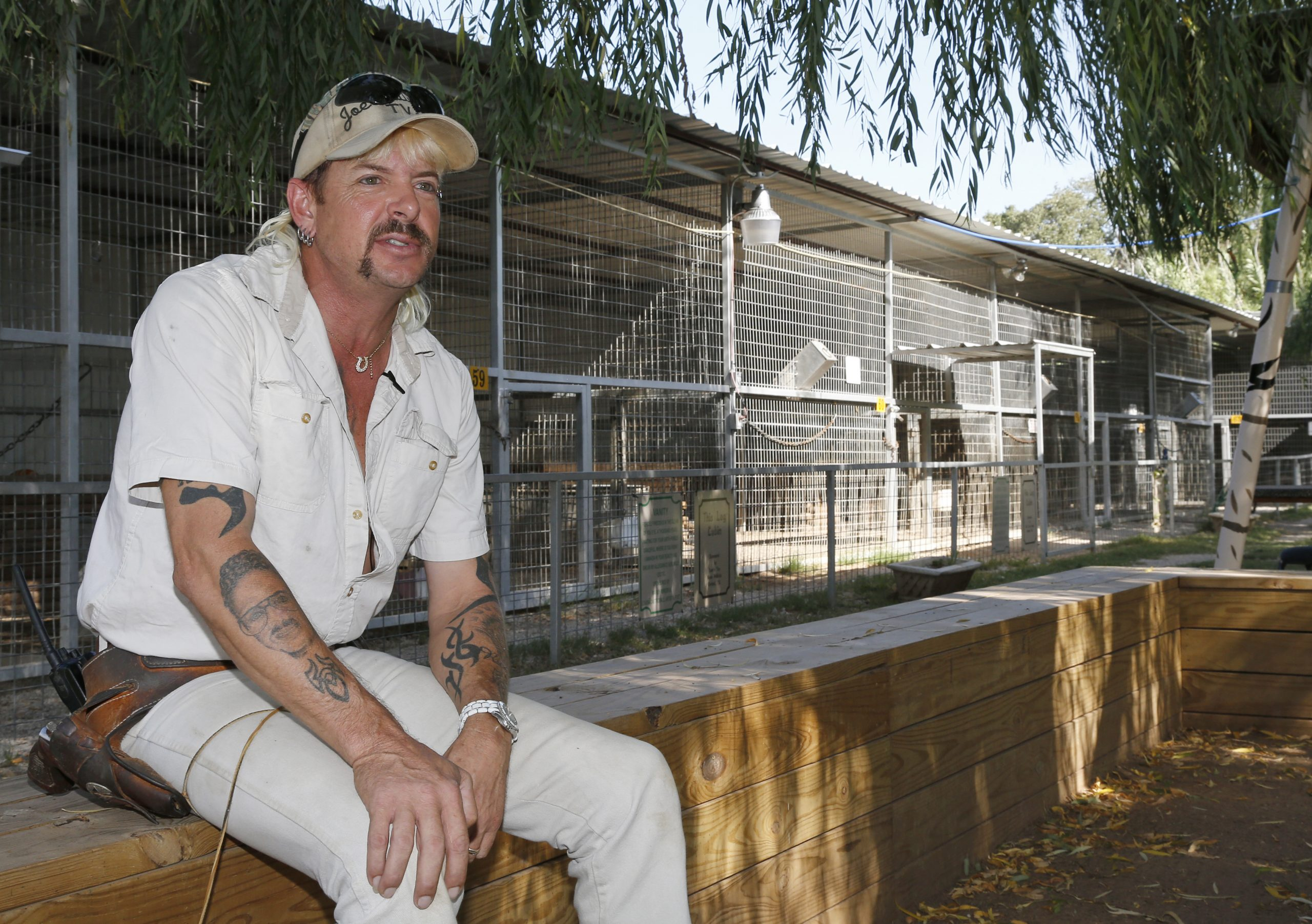 , Joe Exotic Is Suing to Have His Pardon Request Sent Directly to Trump, Saubio Making Wealth