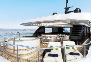 , Majesty 175 Superyacht: Refined Excess, Saubio Making Wealth