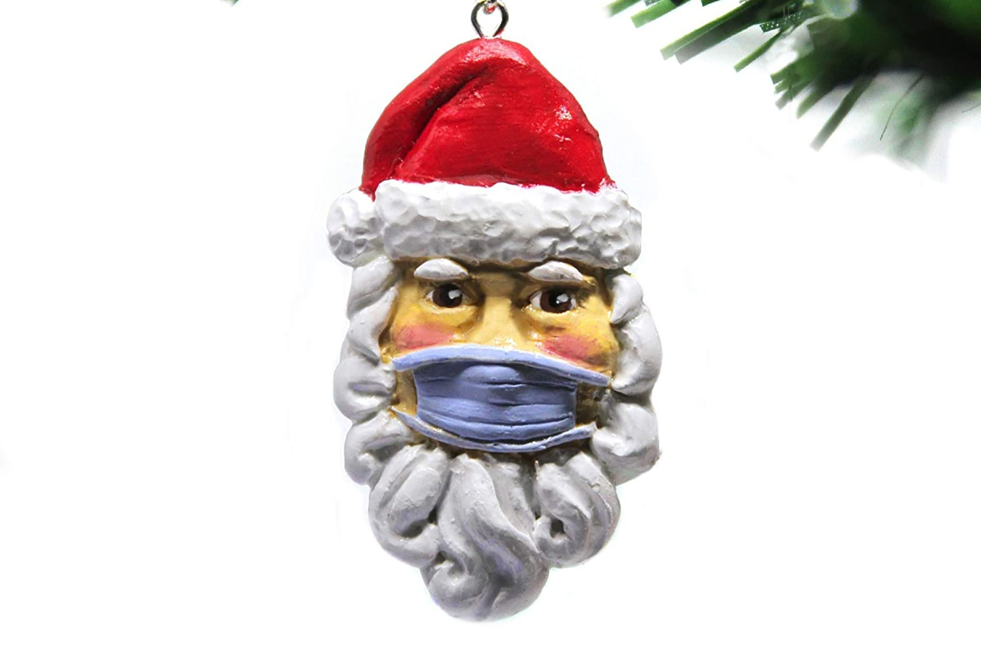 , Masked Santa Emerges as a Holiday Hit for These Brands, Saubio Making Wealth