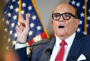 , Rudy Giuliani Hospitalized for COVID After Maskless Election-Conspiracy Tour, Saubio Making Wealth
