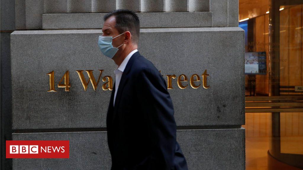 , Shares fall as new Covid strain spooks investors, Saubio Making Wealth