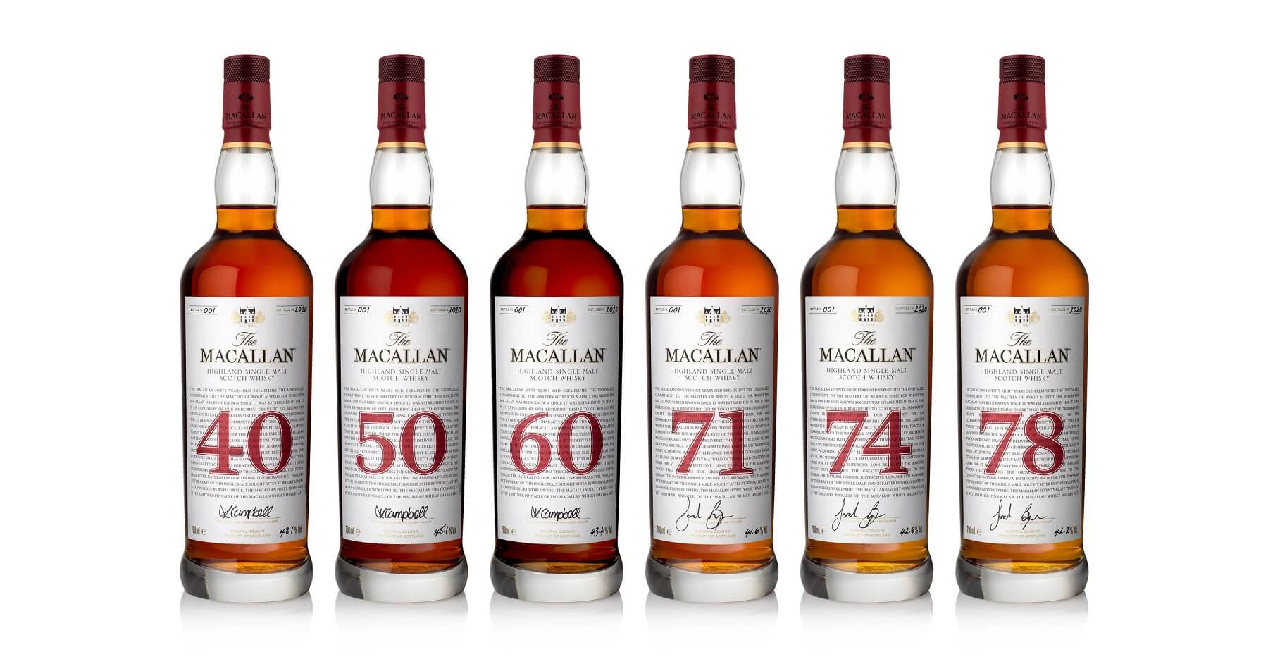 , The Macallan Unveiled Their Red Collection, Saubio Making Wealth