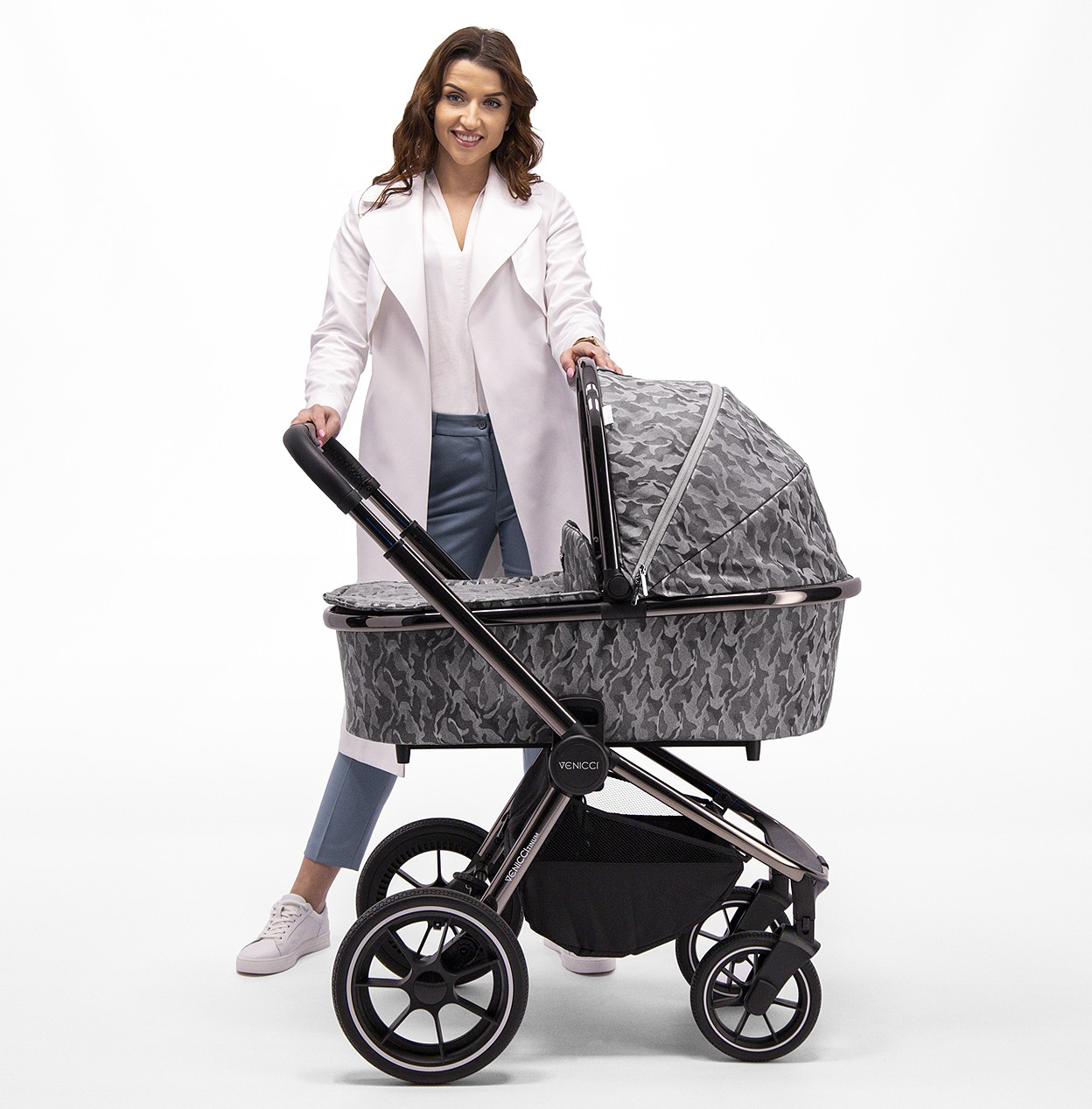 , Venicci – Your Baby's First Luxury Transport, Saubio Making Wealth