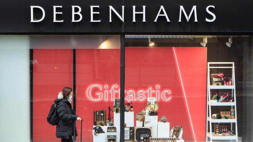 , What went wrong at Debenhams?, Saubio Making Wealth