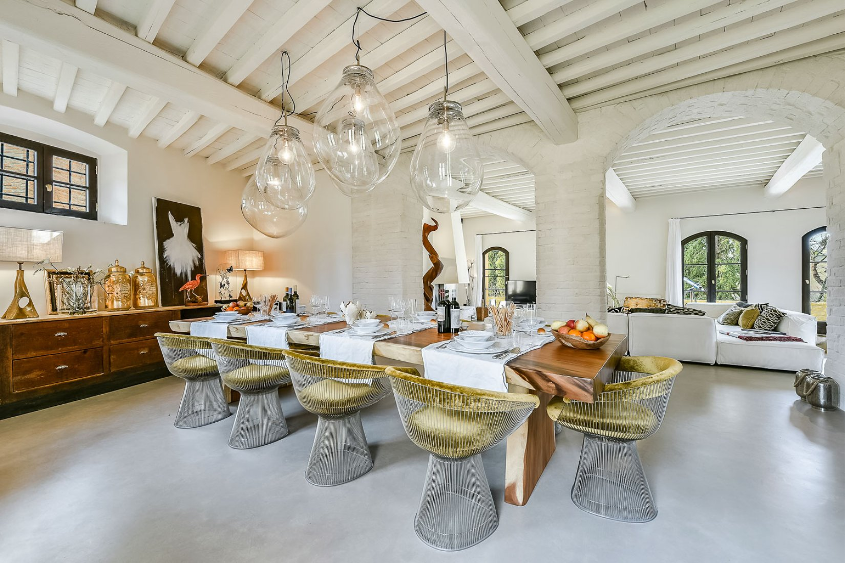 , A choice of authentic luxury for your Vacation Home in Italy, Saubio Making Wealth