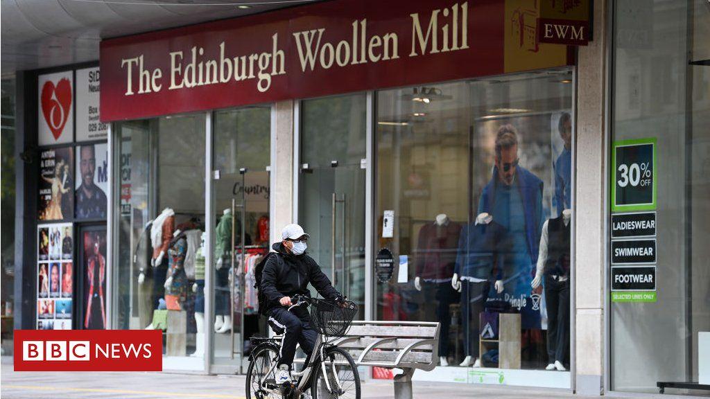 , Edinburgh Woollen Mill rescue deal to save 2,000 jobs, Saubio Making Wealth