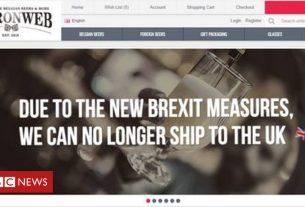 , EU firms refuse UK deliveries over Brexit tax changes, Saubio Making Wealth