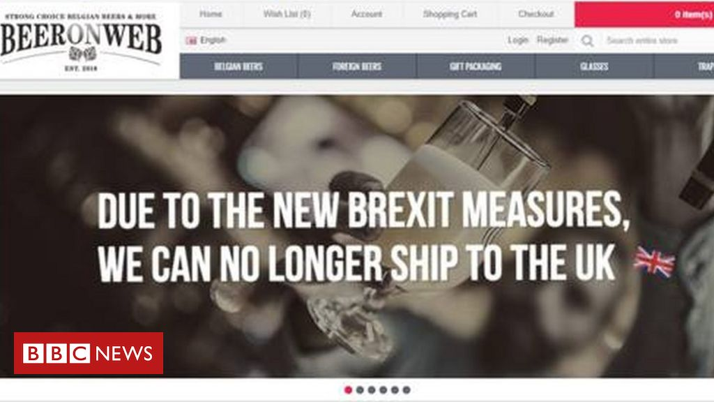 , EU firms refuse UK deliveries over Brexit tax changes, Saubio Making Wealth