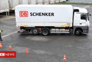 , German freight giant DB Schenker pauses UK deliveries, Saubio Making Wealth