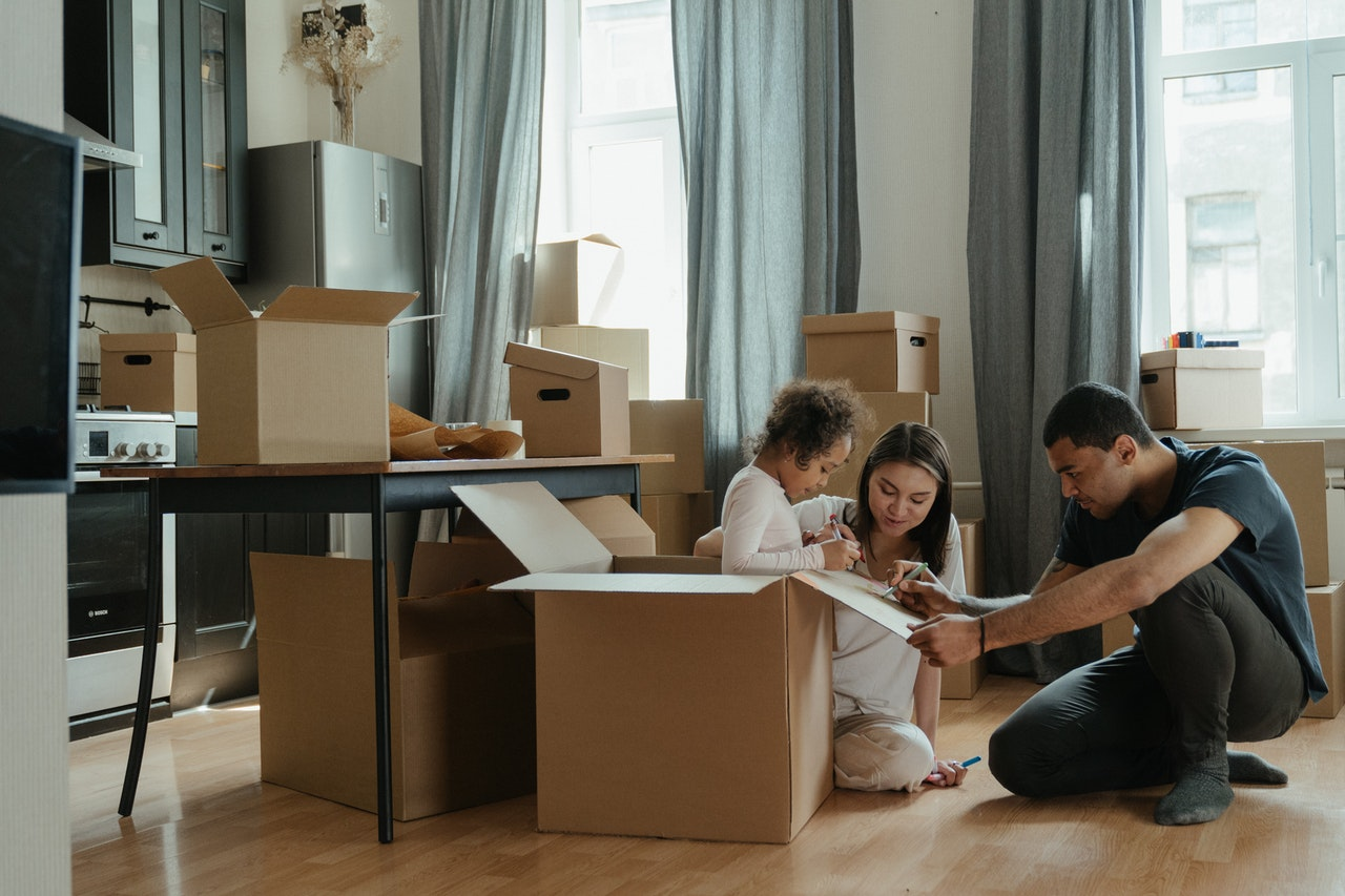 , How You Can Easily Relocate After Buying a New House, Saubio Making Wealth