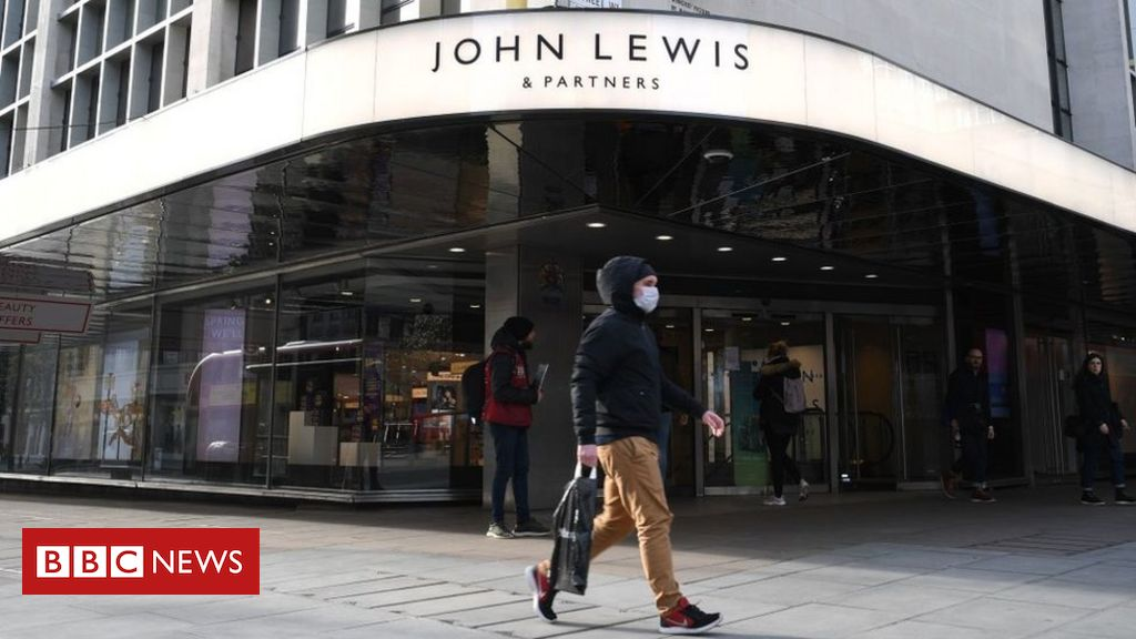 , John Lewis suspends click and collect due to virus safety, Saubio Making Wealth