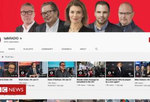 , TalkRadio: YouTube reverses decision to ban channel, Saubio Making Wealth
