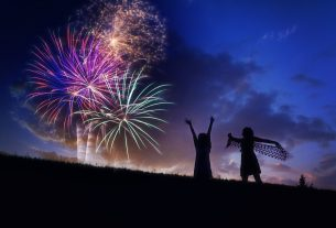 , Using Fireworks to Celebrate with a Bang? Here's How to Stay Safe, Saubio Making Wealth
