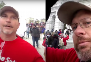 , 'We're Having a Coup': This Anti-Gay 'Brigade' Filmed Itself During the Capitol Riots, Saubio Making Wealth