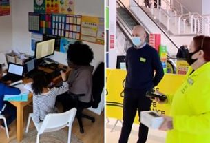 , Covid: How work life changed for a home-schooler and a supermarket manager, Saubio Making Wealth