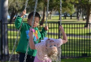 , How Local Playgrounds Shape Your Child's Development, Saubio Making Wealth