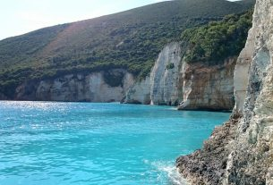 , Kefalonia and her Western Shores, Part 3 of 3, Saubio Making Wealth