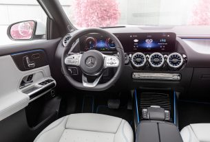 , Mercedes EQA Offers Rapid Range and Rapid Charge, Saubio Making Wealth