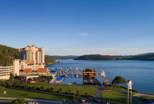 , The Coeur d'Alene Resort, A Fabulous Place to Recreate All Year, Saubio Making Wealth