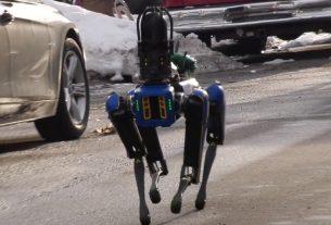 , The NYPD Sent a Creepy Robotic Dog Into a Bronx Apartment Building, Saubio Making Wealth