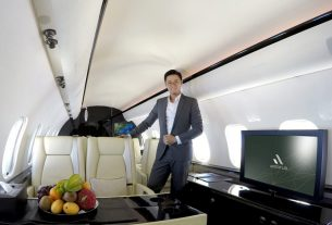 , The Sky is the limit with Apertus Aviation, Saubio Making Wealth