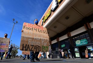 , Why Is Kroger Closing Stores Instead of Paying Hazard Wages for Its Employees?, Saubio Making Wealth